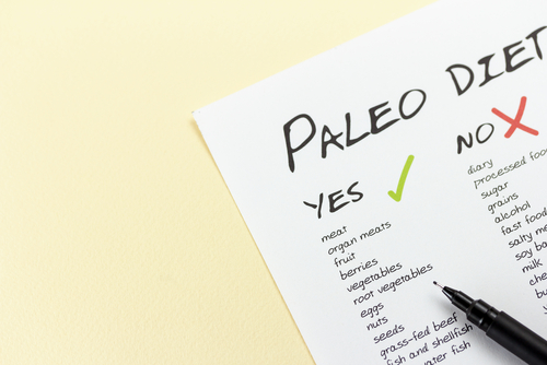paleo diet and ms