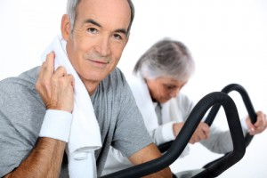 physical activity and MS