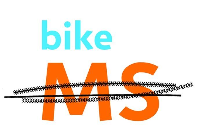 Bike Multiple Sclerosis Cactus and Crude