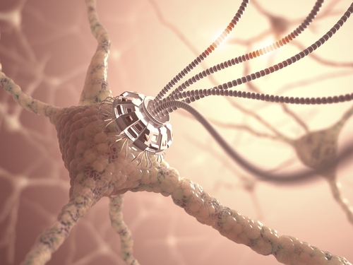 nanotechnology for MS