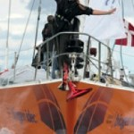 Sailboat Crewed by MS Patients Circumnavigating the Globe