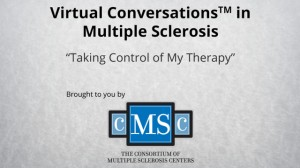 virtual conversations in multiple sclerosis