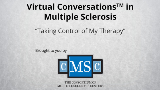 CMSC and Syandus Launch Virtual Support Group for Multiple Sclerosis