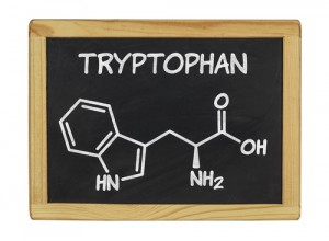 Tryptophan for MS