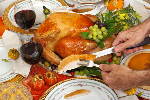 Tryptophan in turkey