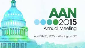 American Academy of Neurology Annual Meeting