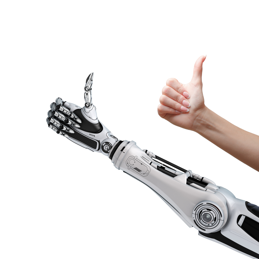 Brain Implant That Moves Moves Robot Arm Could Someday Help MS Patients With Paralysis