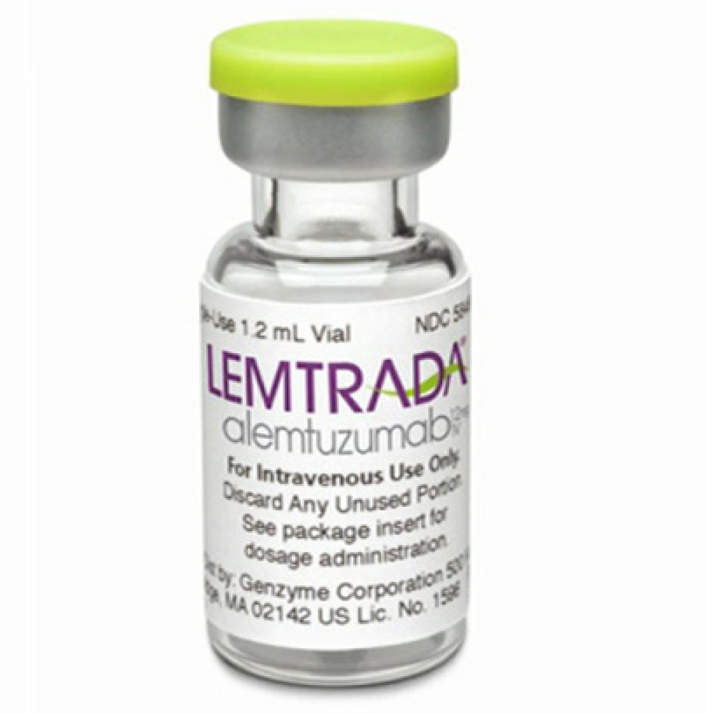 Genzyme Provides Update on Lemtrada for Patients with Relapsing-Remitting Multiple Sclerosis, ECTRIMS 2015