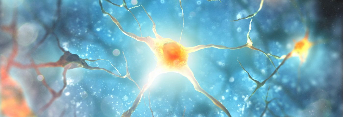 MS Nerve Degeneration Triggered by Chain Reaction in Cells