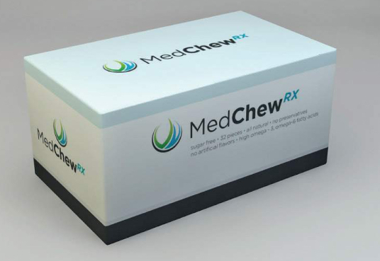 MedChew RX Shows Stability and Potential for Effectiveness in Early Tests, Company Reports