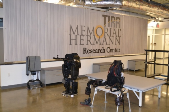 Science Fiction Becomes Reality for MS Patients in New Robotic Exoskeleton Study