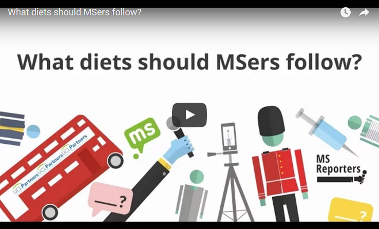 What Diets Should MSers Follow?
