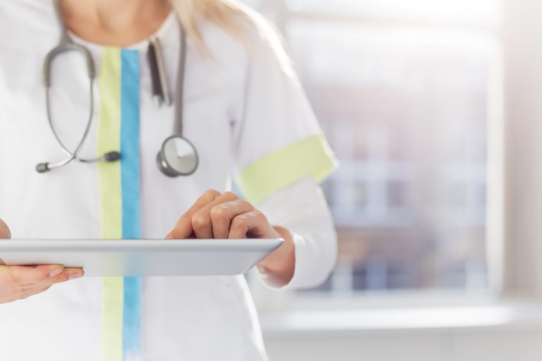 telehealth clinical trial in MS