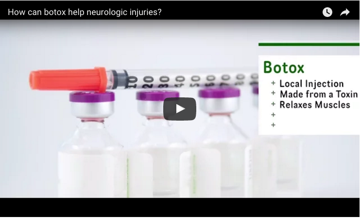 multiple sclerosis and botox