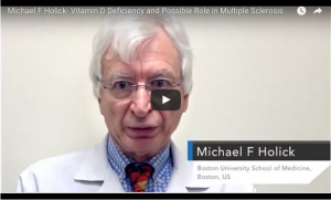 vitamin d multiple sclerosis