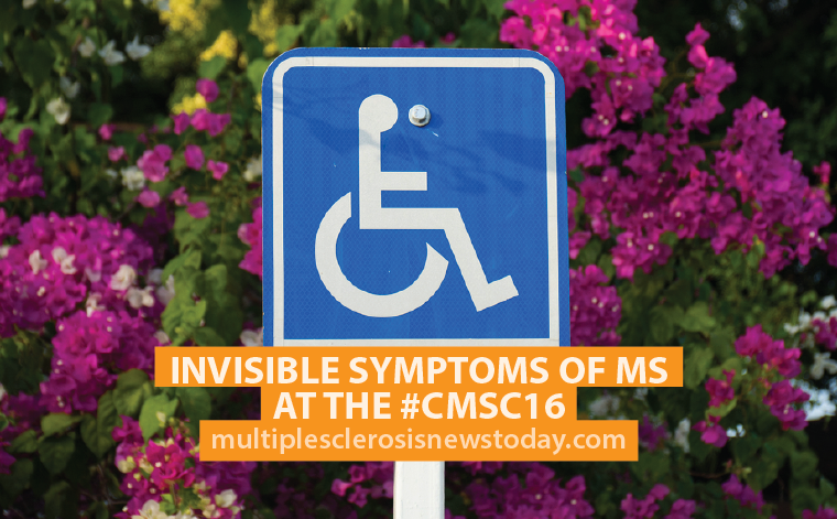 Invisible symptoms of MS