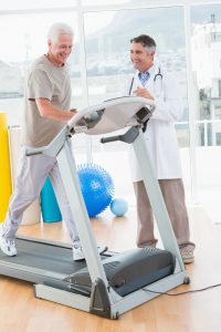 Treadmill exercise improves cognitive processing in MS