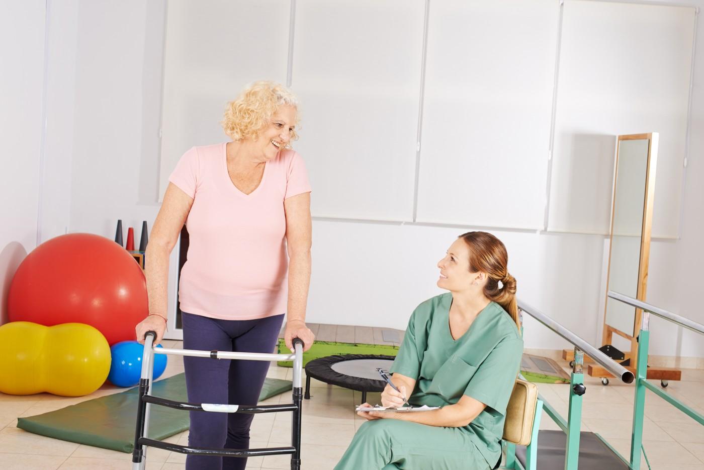 MS and rehabilitation