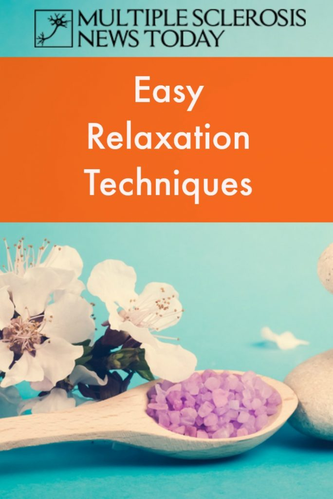 multiple sclerosis relaxation tips