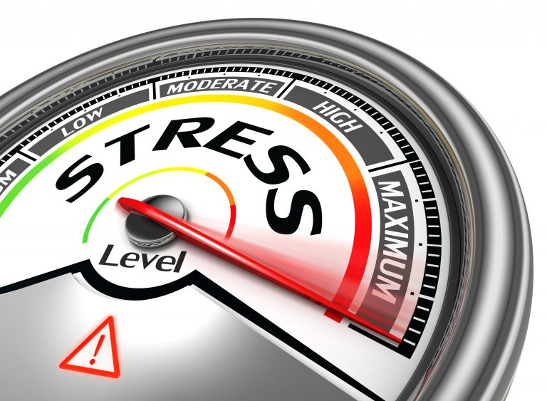 chronic stress and MS