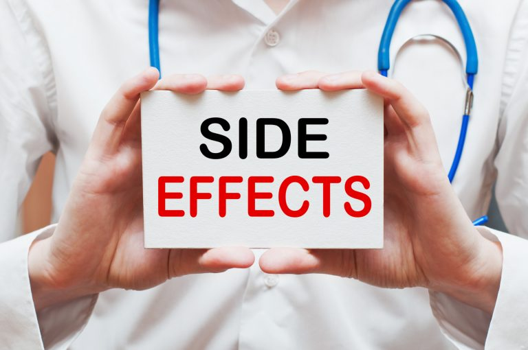 MS treatment side effects