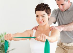 physical therapy and MS