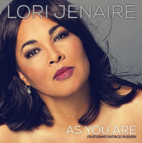 "Cover art for Lori Jenaire's ""As You Are"". Credits: PRNewswire"