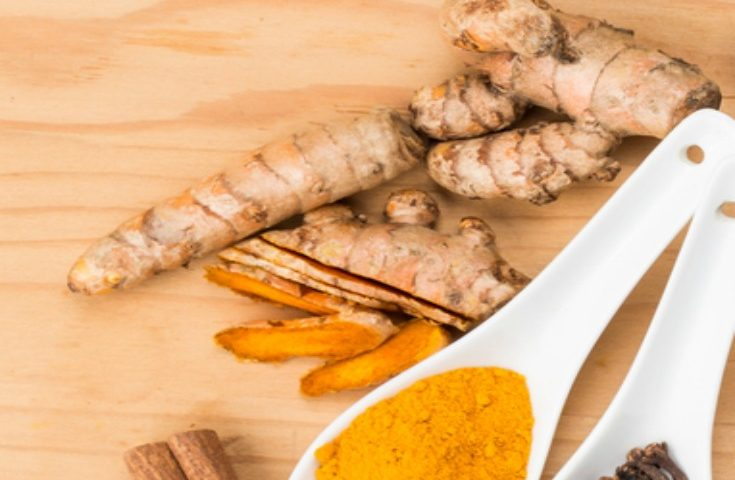 Multiple Sclerosis: Ginger & Turmeric Tea