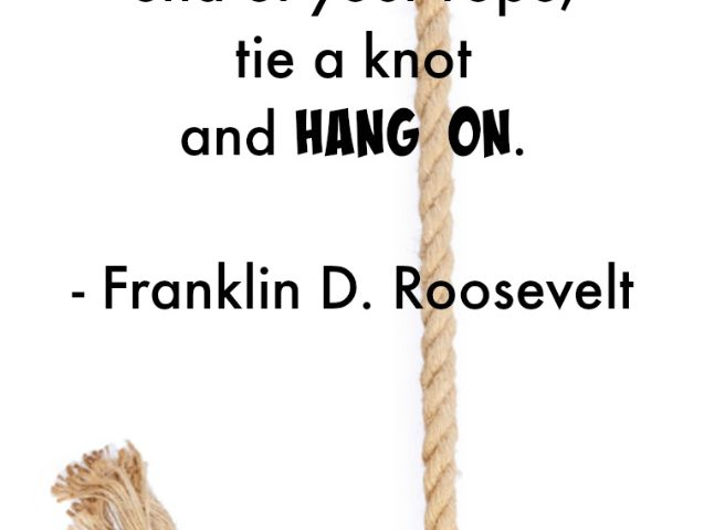 Hang On Quote for MS