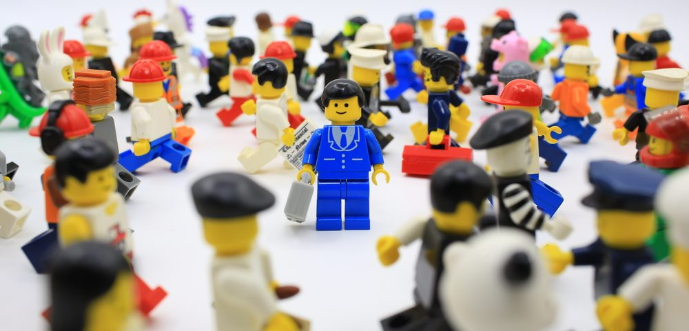 Lego and MS: Lessons from Things That Rip Apart and Reassemble