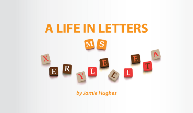 Life in Letters - Jamie Hughes