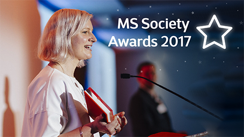MS Society awards