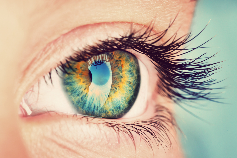 Multiple sclerosis and vision problems