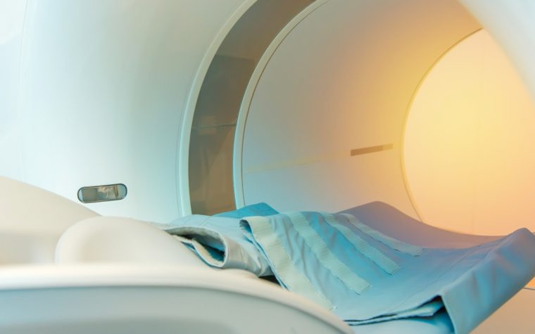 MRI enhancement for MS