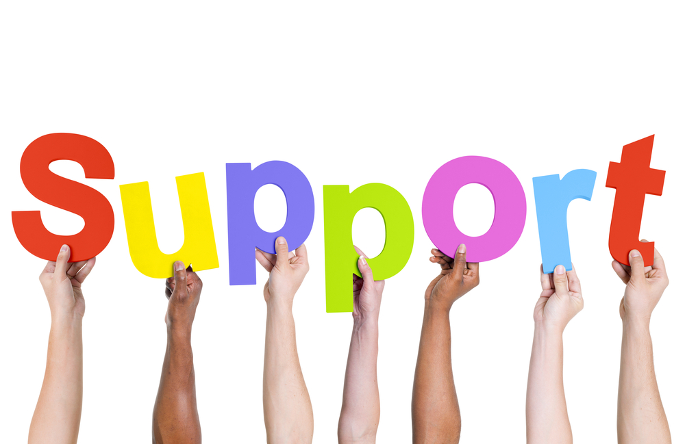 MS support groups