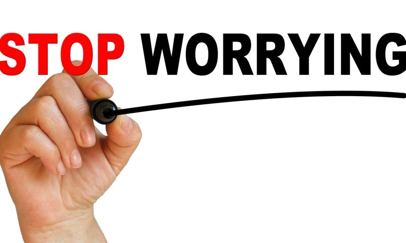 Worry Less to Reduce Unnecessary Stress