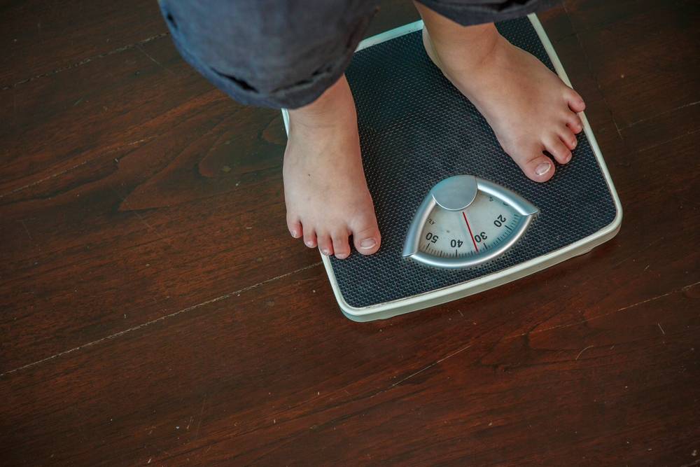 weight and MS risk