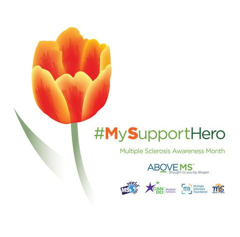 MS #MySupportHero project