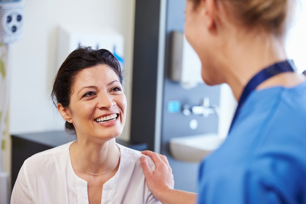 MS patients and support services