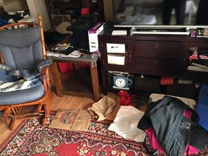 multiple sclerosis fatigue MS clutter photograph