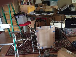 multiple sclerosis fatigue MS leads to clutter