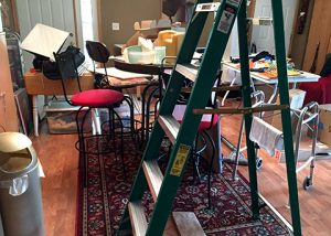 multiple sclerosis fatigue MS overwhelms desire to tidy clutter