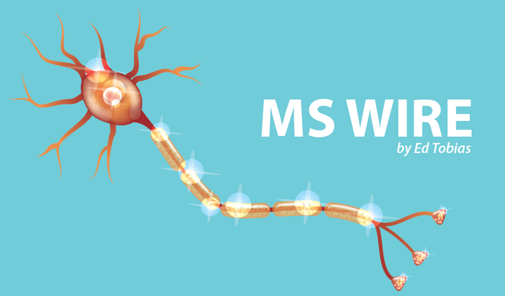 Keeping a Positive Attitude with Advocacy: Why I Write 'The MS Wire'