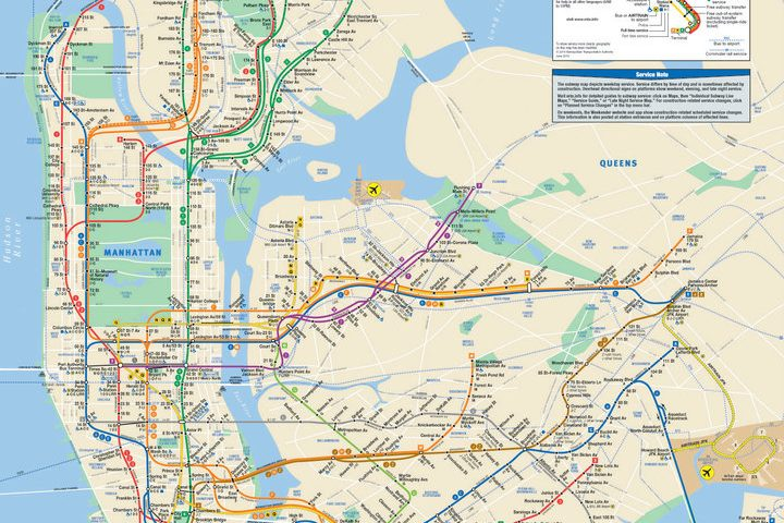 NYC Subways: A Tough Ride With MS