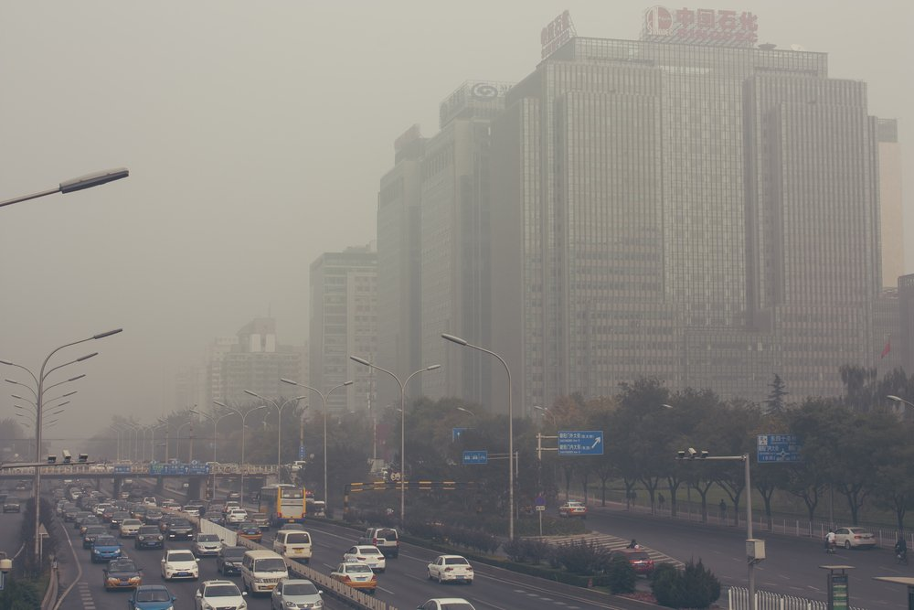 air pollution and MS relapses