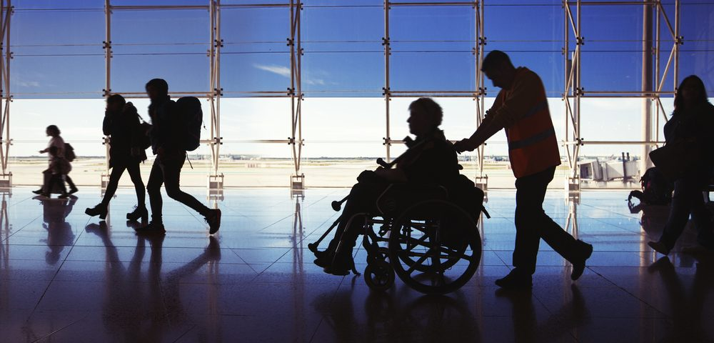 National MS Society Joins Other Groups Urging Reform of U.S. Law Protecting Disabled Airline Passengers