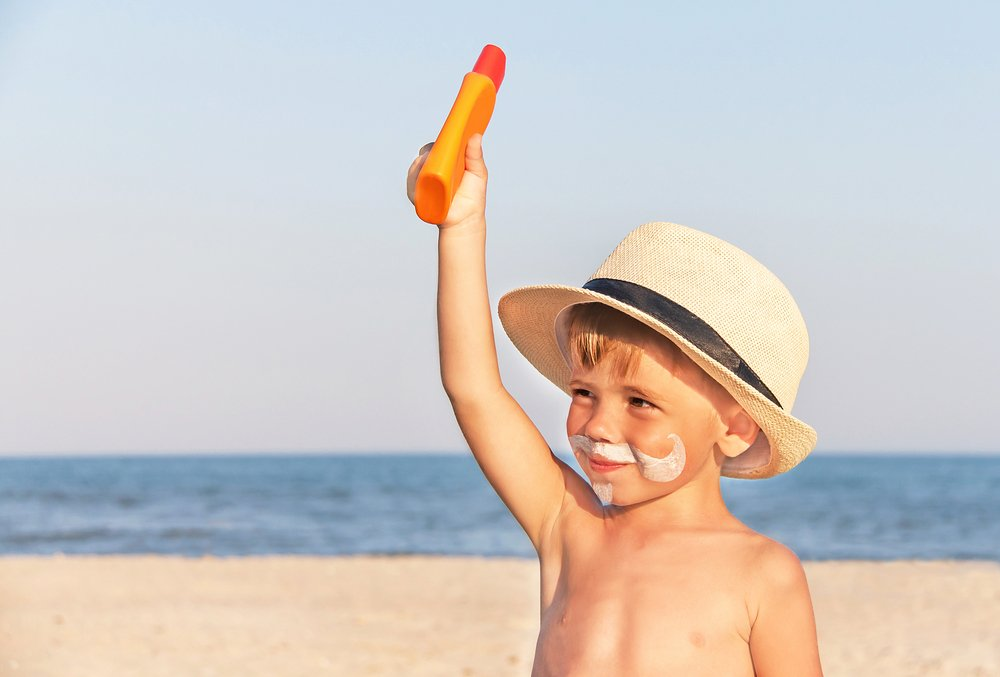 Sunscreens and MS