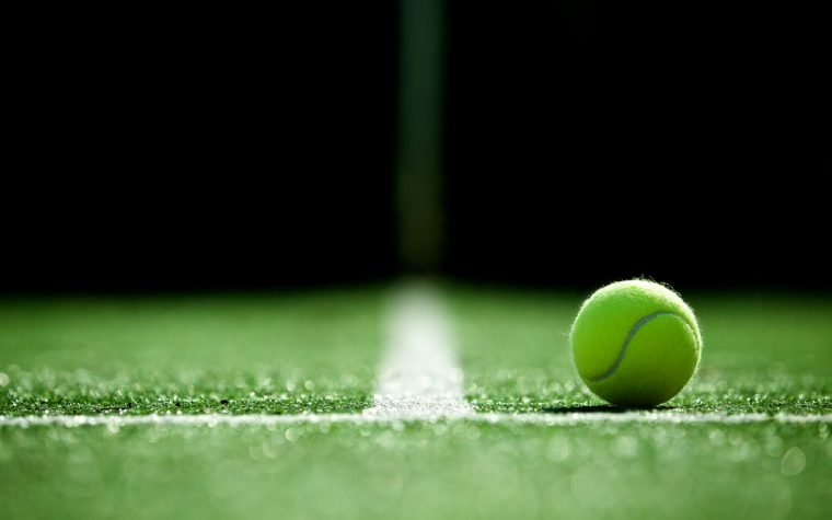 tennis at Wimbledon