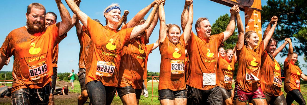 Minnesota Mom with Multiple Sclerosis Plunges into Twin Cities MuckFest