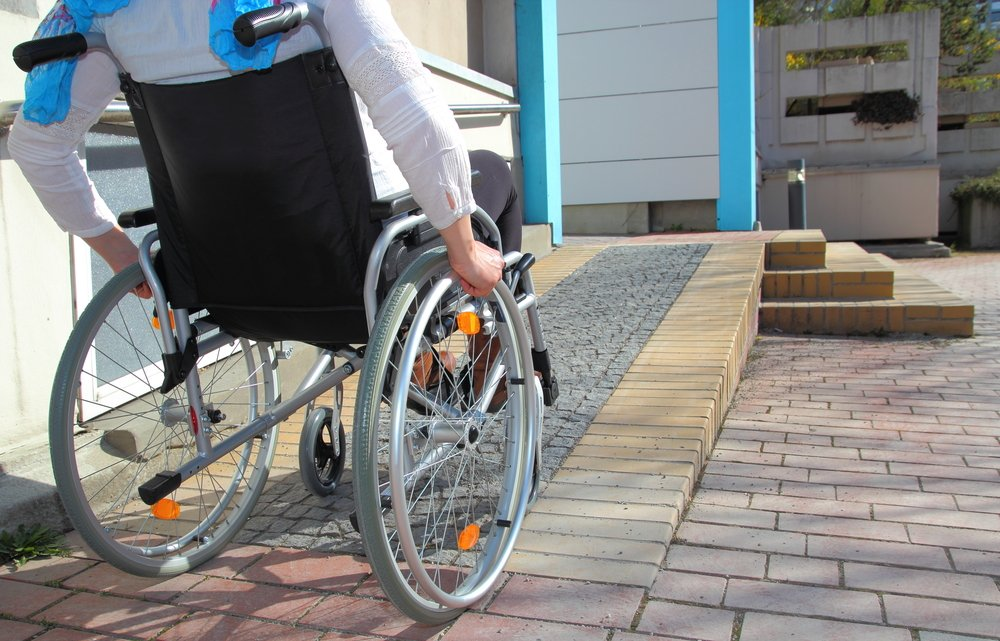 wheelchairs in MS patients